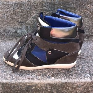 Michael Kors Hidden Wedge Sneaker